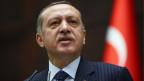 Der türkische Pemier Tayyip Erdogan.