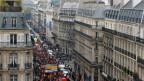Sogar in Frankreich werden die Gewerkschaften schwächer. Demonstration in Paris gegen die Erhöhung des Rentenalters.