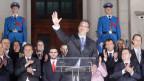 Der serbische Regierungschef Aleksandar Vucic gebärdet sich, als ob er Serbien nur im Alleingang retten könnte.