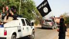 Isis-Kämpfer in der Gegend von Tikrit auf dem Vormarsch (14.6.2014).