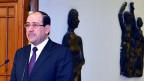 Der irakische Premier Nuri al-Maliki.
