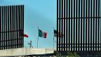 Wird der Zaun zwischen Mexiko und den USA noch höher?