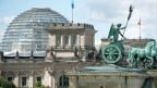 Der NSA-Ausschuss des Deutschen Bundestag soll bespitzelt worden sein.