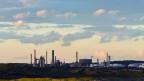 Ölraffinerie südlich von Sydney.