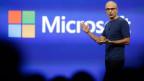 Der neue Microsoft-Chef Satya Nadella greift durch. 18'000 Mitarbeiterinnen und Mitarbeiter müssen gehen.