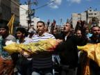 Palästinenser betrauern ihre gefallenen Kinder