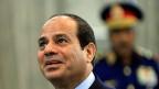 Der ägyptische Präsident al-Sisi. Die Rolle Ägyptens bei der Vermittlung im Nahen Osten hat sich gewandelt.