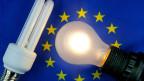 Stromsparen für den Klimaschutz - darauf setzt die Europäische Union.