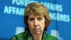 Die EU-Aussenbeauftragte Catherine Ashton schreibt: «Die Freizügigkeit ist nicht verhandelbar».