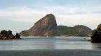 Auf der anderen Seite des Zuckerstocks - die Segelschule der Familie Grael liegt in der Bucht der Stadt Niteroi.