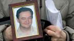 Sergei Magnitsky, der russiche Anwalt ist 2009 in russischer Haft gestorben, weil er Korruption und Steuerhinterziehung in Russland öffentlich angeprangert hatte.