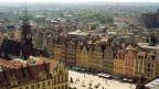 Breslau (polnisch: Wroclaw) ist die Hauptstadt Schlesiens.