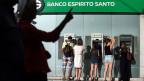Die portugiesische Grossbank Espirito Santo soll ohne Geld der SteuerzahlerInnen gerettet werden.