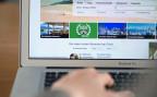 Eine Online Bewertungsplattform