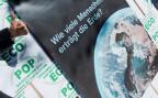 Abstimmungsplakat für Ecopop-Initiative