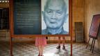 Im Genozid-Museum in Phnom Penh. Das eines der beiden Verurteilten Führer der Roten Khmer: «Bruder Nummer Zwei» Nuon Chea.