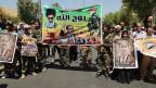 Pro-Maliki-Demonstrationen, am 9. August in der irakischen Hauptstadt Bagdad.
