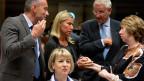 Die EU-Aussenminister diskutieren am 15. August in Brüssel über das Vorgehen im Irak.