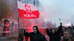Drei Kategorien von Extremen in Polen: Hooligans, Neonazis und Rechtsradikale.