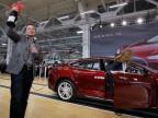 Tesla in Jubelstimmung