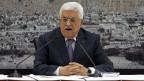 Abbas verkündet dauerhafte Waffenruhe im Gaza-Konflikt.
