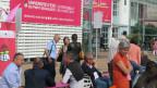 Frankreichs Sozialisten treffen sich zur Sommer-Universität.