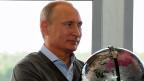 Der russische Präsident Wladimir Putin träumt von «Neurussland».