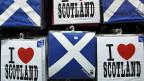 Alle Prognosen sind einig: Es wird ein knappes Resultat geben bei der Abstimmung über die schottische Unabhängigkeit.