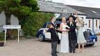 «Es ist wie in einer Ehe. Spannungen gibt's, aber die muss man lösen», sagt der Hochzeitsmann in Gretna Green.