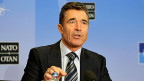 Nato-Generalsekretär Anders Fogh Rasmussen, am 1. September in Brüssel.