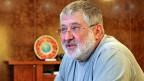 Igor Kolomoisky ist Gouverneur der Oblast Dnipropetrowsk.