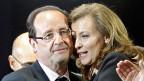 «Merci pour ce Moment» - François Hollande und Valérie Trierweiler am 6. Mai 2012 in Paris.