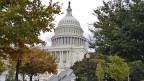 Das Kapitol in Washington D.C. - Nur wer scharf gegen Obama schiesst, hat eine Chance; das glauben zumindest die Republikaner.