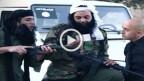 Arabische Komiker machen sich über die ISIS-Kämpfer lustig.