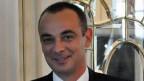 Der rumänische Geschäftsmann Valentin Miron