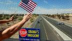 Der Demokrat Barack Obama schiebt die Einwanderungsreform auf die lange Bank - zur Freude der Republikaner.