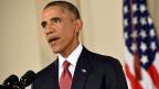 Obama versucht die Quadratur des Kreises - eine Koalition im Nahen Osten gegen die Terrororganisation «Islamischer Staat».