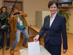 Christiane Lieberknecht (CDU) verteidigt den Sitz als Ministerpräsidentin von Thüringen