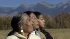 Heute spricht in den USA nur noch 30 Prozent der indianischen Bevölkerung ihre Stammessprache.