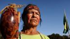 Guarani-Indianer in Mato Grosso do Sul.