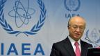 IAEA-Generaldirektor Yukiya Amano.