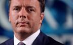 der italienische Ministerpräsident Matteo Renzi