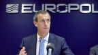 Europol-Direktor Rob Wainwright informiert in Den Haag über die Aktion «Archimedes».
