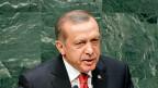 Will der türkische Präsident Recep Tayyip Erdogan Syrien den Krieg erklären?