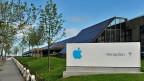 Apple-Sitz in Hollyhill im Süden Irlands. Apple bestreitet eine Sonderbehandlung durch die Regierung in Dublin.