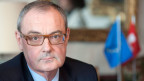 EU-Chefdiplomat David O'Sullivan.
