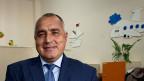 Bojko Borissov gibt am 5. Oktober in der bulgarischen Hauptstadt Sofia seine Stimme ab.