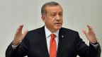 Die Türkei bleibt passiv – Präsident Erdogan steckt im Dilemma.