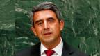 Der bulgarische Präsident Rossen Plewneljew, am 25. September im UNO-Hauptquartier in New York.
