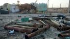 Im Muthanna-Komplex, 70 Kilometer nordwestlich von Bagdad, sollen in 1990er-Jahren chemische und biologischge Kampfstoffe hergestellt worden sein.